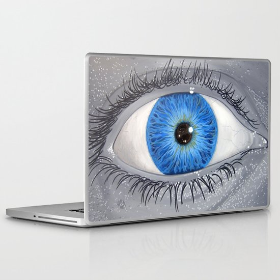 What Are You Looking At? Laptop & iPad Skin