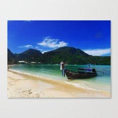 thailand krabi Canvas Print
