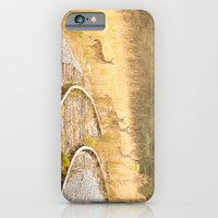iPhone & iPod Case featuring Look Before Crossing by Bren