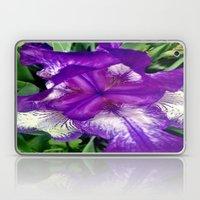 Purple In Bloom Laptop & iPad Skin