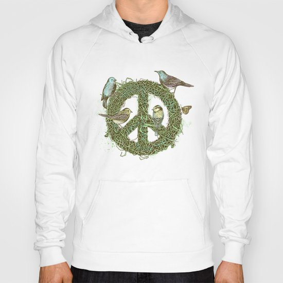 Peace Talks Hoody