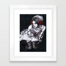 Rachel Brice Framed Art Print