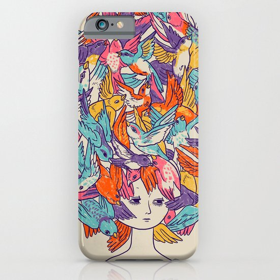 Birdy iPhone & iPod Case