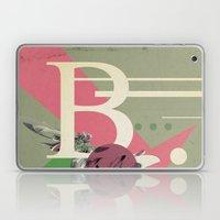 (Times) B Laptop & iPad Skin