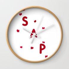 Sap Wall Clock