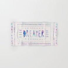 DREAMER Hand & Bath Towel