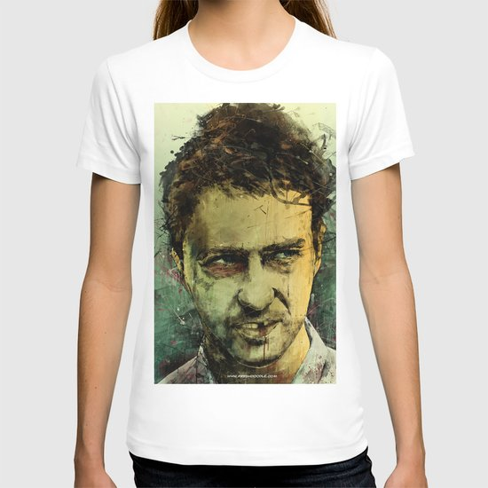 Schizo - Edward Norton T-shirt