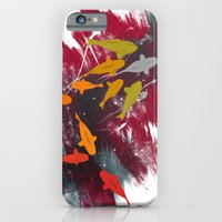 iPhone & iPod Case featuring Aiming for the moon by Waste Factory