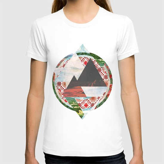 Experimental Abstraction T-shirt