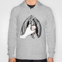 Lungs And Heart Hoody