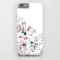 Axe Dreams iPhone 6 Slim Case