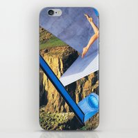 Ready. Set. Incoherent. iPhone & iPod Skin