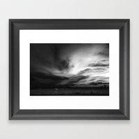Bigger Picture Framed Art Print