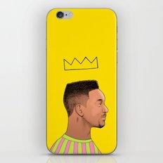 Fresh Prince iPhone & iPod Skin