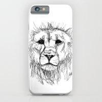 Gesture Lion iPhone 6 Slim Case