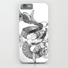 The ramskull and bird iPhone 6s Slim Case