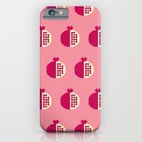 Fruit: Pomegranate iPhone 6 Slim Case