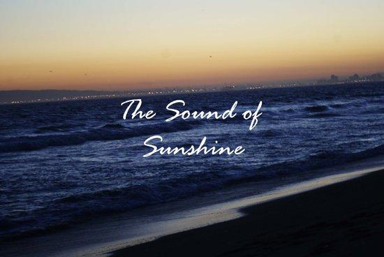 The Sound of Sunshine Art Print