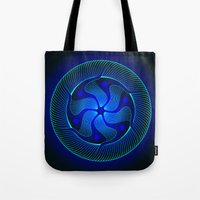 Circle Study No. 371.1 Tote Bag