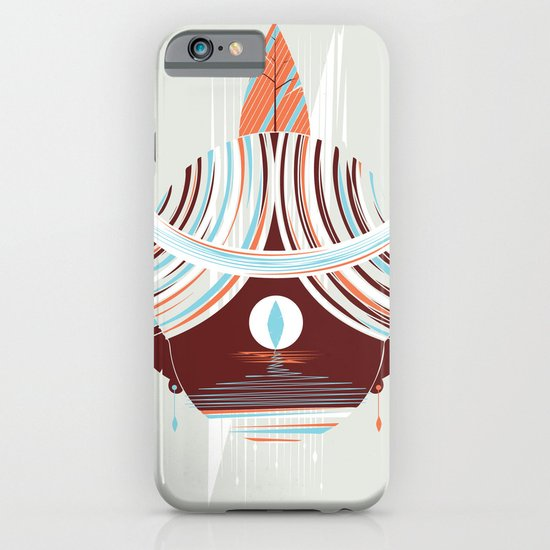 Wanderer iPhone & iPod Case