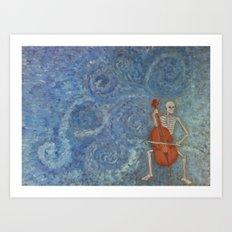 The Celleton Art Print
