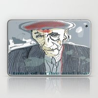 William S. Burroughs Laptop & iPad Skin