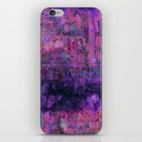 Saltwater Pink iPhone & iPod Skin