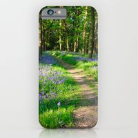 Bluebell Woods iPhone 6 Slim Case