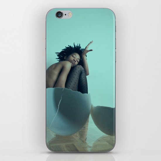 Break Out My Shell iPhone & iPod Skin