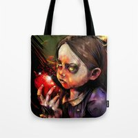 Little Sister Tote Bag