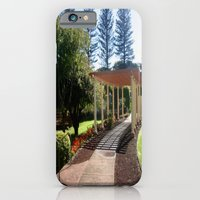 iPhone & iPod Case featuring A walk in the Garden by Chris' Landscape Images of Australia