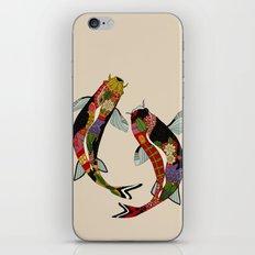 koi chamomile iPhone & iPod Skin