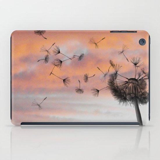 And the days went by iPad Case