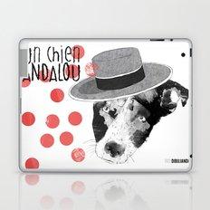 Un chien andalou Laptop & iPad Skin