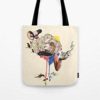 Voicething Tote Bag