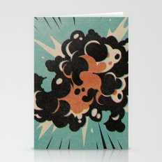 Pulp Panel I Stationery Cards