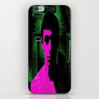 Pinkie iPhone & iPod Skin