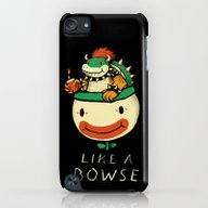 Like A Bowse iPod touch Slim Case