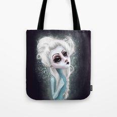 black cold surrounds me Tote Bag