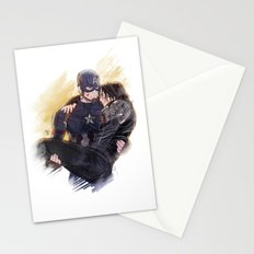 To the End of the Line Stationery Cards