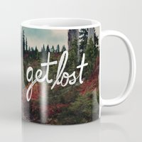 Get Lost in the Pacific Northwest Mug