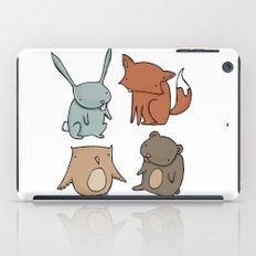 Woodland Animals iPad Case