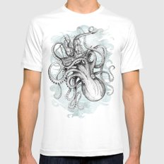The Baltic Sea SMALL Mens Fitted Tee White