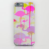 Flamingo Land iPhone 6 Slim Case