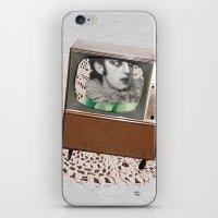 A antirosa atômica iPhone & iPod Skin
