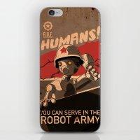 Propaganda Series 6 iPhone & iPod Skin