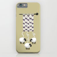 iPhone & iPod Case featuring Wool Scarf by Freeminds