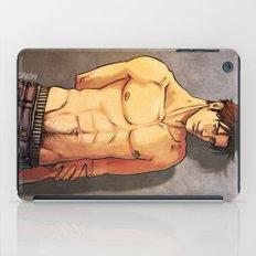William 1 iPad Case