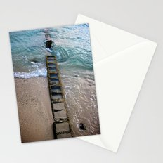 Hawaii's ~ the Ladder to a Fresh Start Stationery Cards