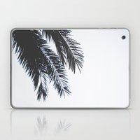 Palm Tree leaves abstract II Laptop & iPad Skin
